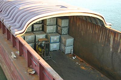 Riverport Authority | General Cargo | Premier Inland Port
